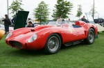 Le Mans Classic 2012 - Ferrari 250 Testa Rossa, 1ère Le Mans 1958