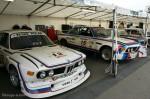 Le Mans Classic 2012 - BMW 3,5 CSL 75/76