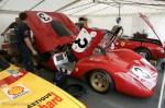 Le Mans Classic 2012 - Ferrari 312P 1969