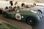 Le Mans Classic 2012 - Jaguar XK120 1950