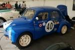 Le Mans Classic 2012 - Renault 4CV 1952
