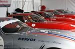 Le Mans Classic 2012 - les Ferrari 275 GTB
