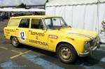Le Mans Classic 2012 - Alfa Roméo assistance course