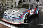 Le Mans Classic 2012 - Porsche 911 carrera turbo RSR 1974 - Musée Porsche