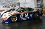 Le Mans Classic 2012 - Porsche 961 Le Mans 1987 - Musée Porsche