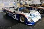 Le Mans Classic 2012 - Porsche 962C - 1ére au Mans 1987 - Musée Porsche