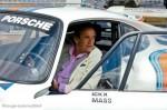Le Mans Classic 2012 -Jacky Ickx dans la Porsche 935 Baby - - Musée Porsche