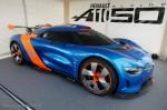 Le Mans Classic 2012 - Alpine A110-50