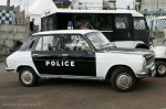 Le Mans Classic 2012 - Simca 1100 Police