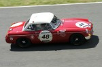 Le Mans Classic 2012 - MG A Twin Cam 1958