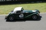 Le Mans Classic 2012 - Morgan +4 1961