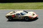 Le Mans Classic 2012 - Ford GT40 MKII 1966