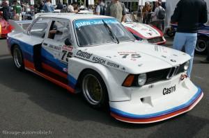 BMW 320i Gr.5 1977 - ici au Mans Classic 2012
