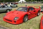 Le Mans Classic 2012 - Ferrari F40