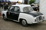 Le Mans Classic 2012 - Renault Dauphine Police