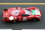 Le Mans Classic 2012 - Alfa Roméo T33/2 1968
