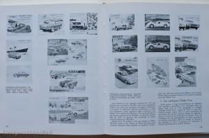 une page dans Les  Dinky Toys  - Jean-Michel Roulet - éditions EPA
