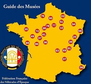 Les musées automobile en France