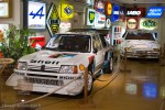 Peugeot 205 Turbo 16 - Manoir de l'automobile
