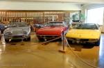 salle des Lamborghini - Manoir de l'automobile