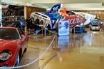 Salle des Lamborghini et le Colibri - Manoir de l'automobile