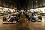 La salle des Formule 1 - Manoir de l'automobile