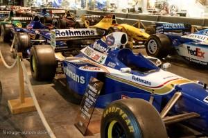 Les Formule 1 - Manoir de l'Automobile
