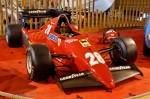 Ferrari 126 C3 - Manoir de l'automobile