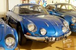 Alpine A110 V85 - Manoir de l'automobile
