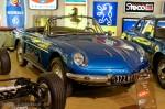 Alpine A110 cabriolet - Manoir de l'automobile