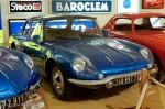 Alpine A110 GT4 - Manoir de l'automobile