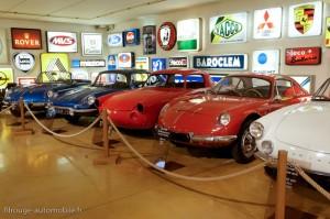 Les Alpine Renault - Manoir de l'automobile