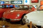 Alpine A108 berlinette tour de France - Manoir de l'automobile