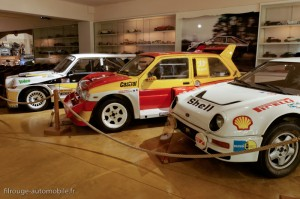 Les Groupe B - Manoir de l'automobile