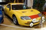 Hommel Berlinette Echappement - prototype n°2 - Manoir de l'automobile