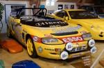 Hommel Berlinette - record du monde 100 000 km en solitaire - Manoir de l'automobile