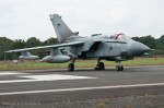 Le Tornado GR4 de la Royal Air Force