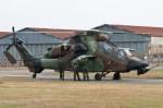 L'hélicoptère de combat Tigre (version HAP) de l'ALAT