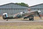 Le Spitfire MK XIX de Christophe Jacquard