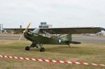Le Piper J3 aux couleurs américaines