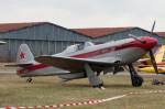 le YAK3 (Escadrille Normandie-Niemen) de Stéphane Canu