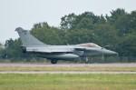 Le Rafale de l'escadron Normandie-Niemen de l'Armée de l'Air