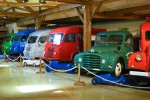 Utilitaires des années 1950 - Manoir de l'automobile