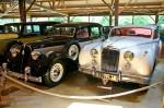 Hotchkiss et Jaguar - Manoir de l'automobile