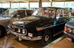 Tatra 603 - Manoir de l'automobile