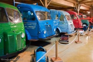 Manoir de l'automobile - les utilitaires