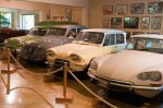 Les Citroën DS, 3CV, 2CV - Manoir de l'automobile