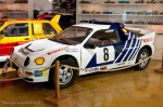 Ford RS 200 - Manoir de l'automobile