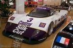 Jaguar XJ R11 24 heures du Mans 1990 - Manoir de l'automobile