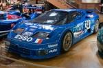Bugatti EB110S Le Mans 1994 - Manoir de l'automobile